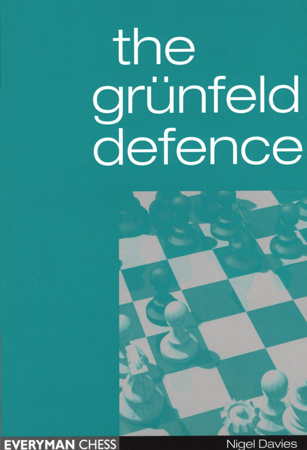 The Grunfeld Defence front cover