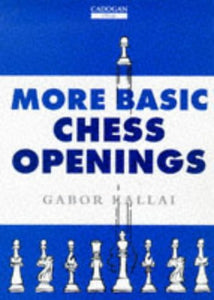 More Basic Chess Openings front cover