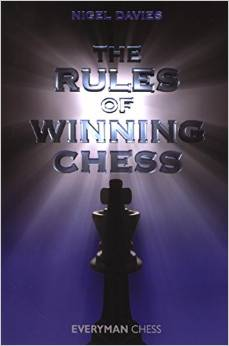The Rules of Winning Chess front cover