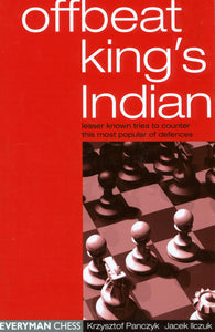 The Offbeat King's Indian front cover
