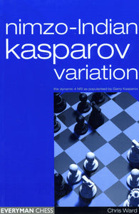 Nimzo-Indian Kasparov Variation front cover