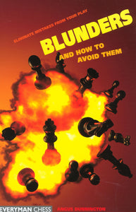 Blunders and How to Avoid Them front cover
