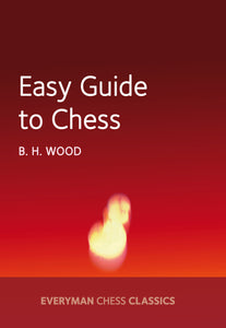 Easy Guide to Chess front cover
