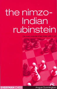 Nimzo-Indian Rubinstein front cover