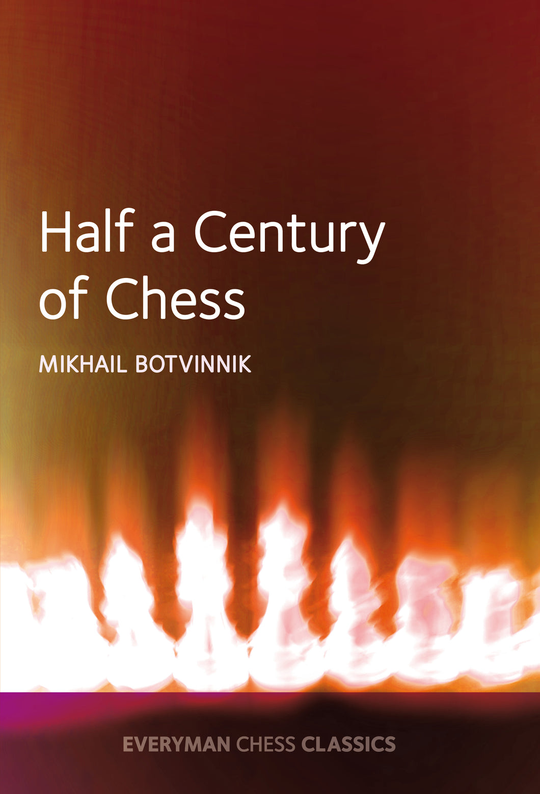 Half a Century of Chess front cover