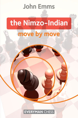 The Nimzo-Indian: Move by Move - front cover