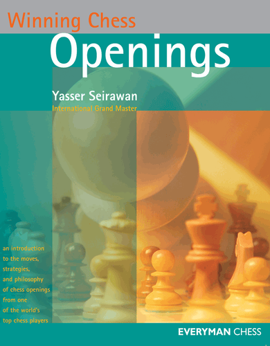 Winning Chess Openings front cover