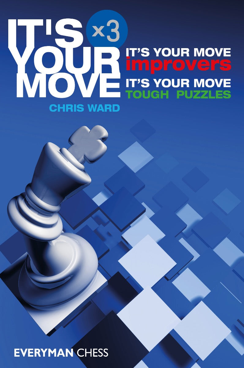 It's Your Move x 3