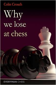 Why We Lose at Chess - front cover