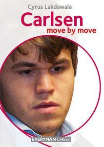 Carlsen move by move book cover