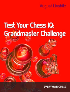 Test Your Chess IQ: Grandmaster Challenge front cover