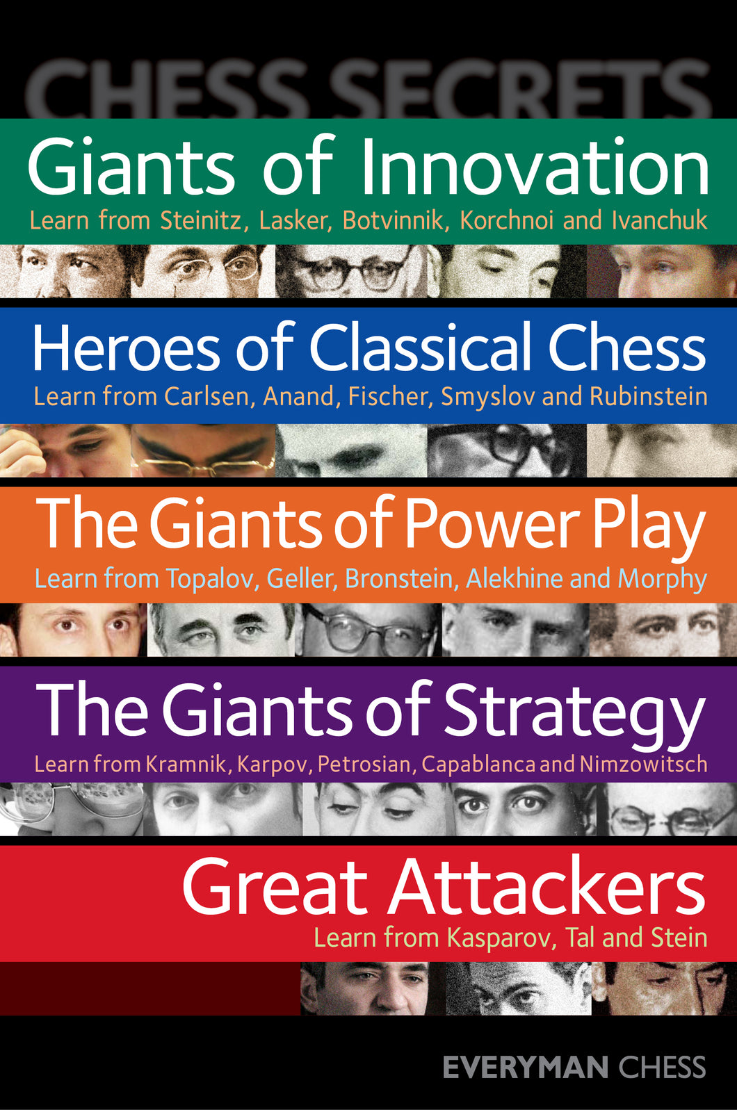 Chess Secrets Bundle front cover