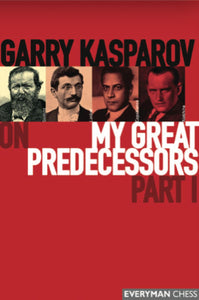My Great Predecessors Part 1 book cover