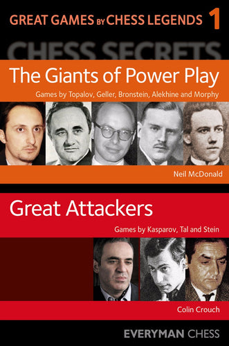 Great Games by Chess Legends, vol 1