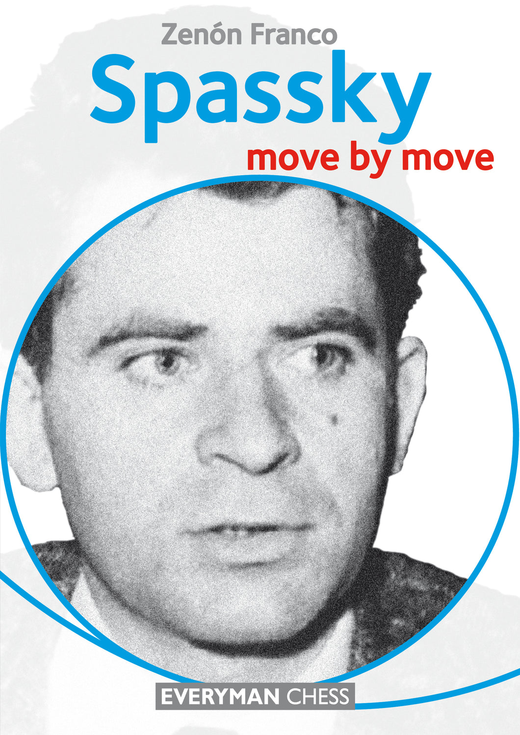 Spassky Move by Move front cover
