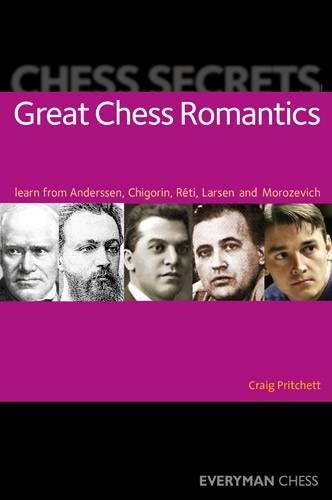 Chess Secrets: Great Chess Romantics front cover