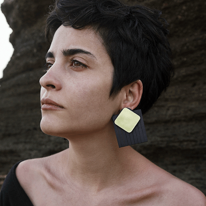 Goldane Earrings