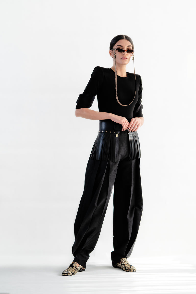 Khatoon High Waisted Harem Pants