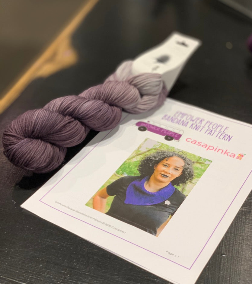emPower People Project Yarn