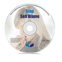 Load image into Gallery viewer, Stop Self Blame Self Hypnosis CD / MP3 and APP (3 IN 1 PURCHASE!)