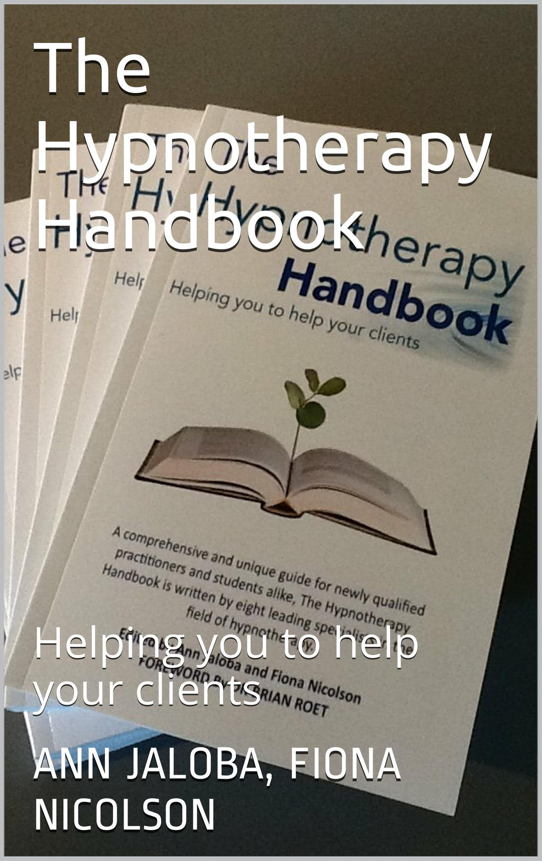 The Hypnotherapy Handbook: Helping you to help your clients