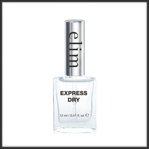 Express Dry/Top Coat For a lasting Nail Finish