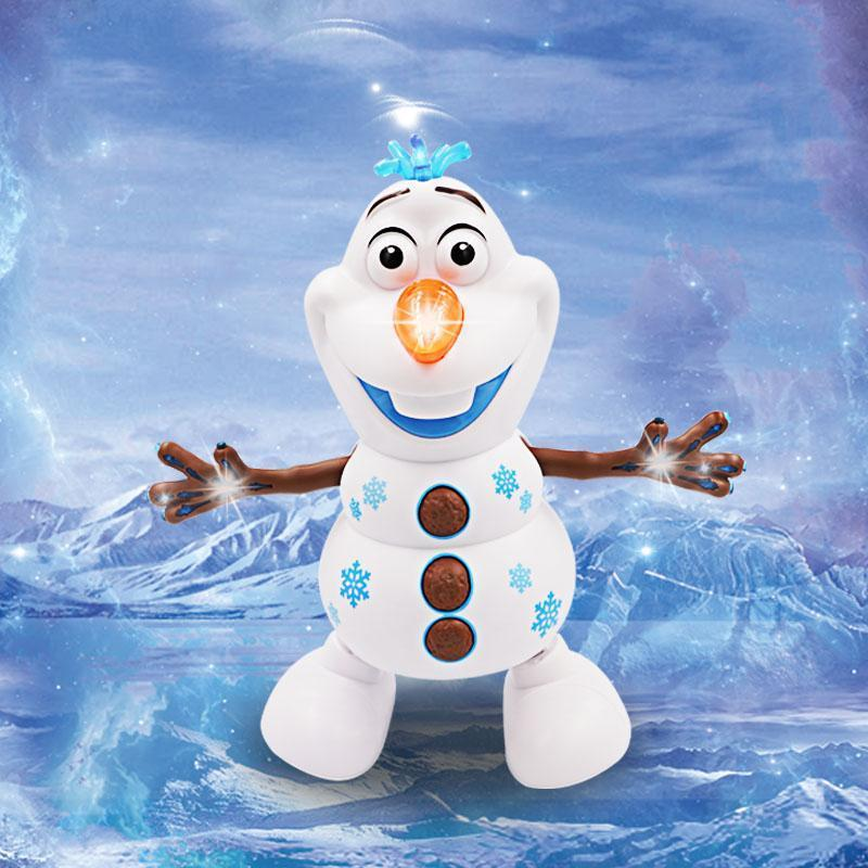 Dancing Snowman Musical Toy - Perfect Xmas Gift