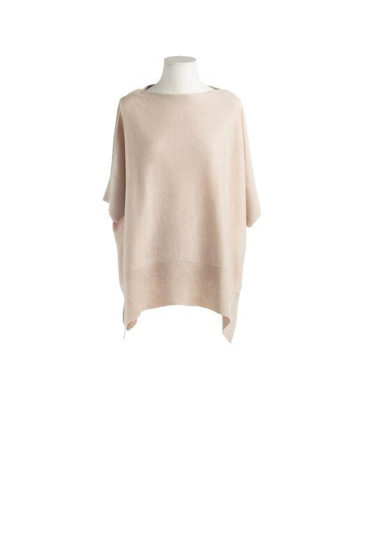 CASHMERE SWEATER GOLDEN BEIGE