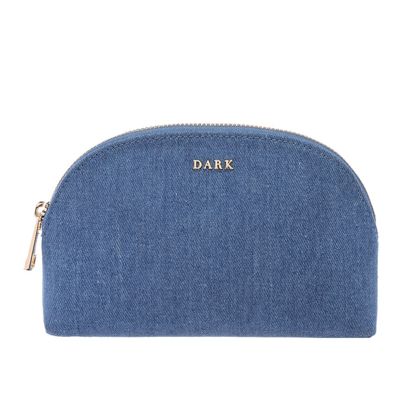 DENIM MAKE-UP POUCH DENIM
