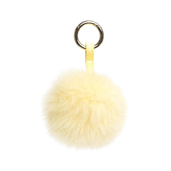 POM POM FOX PALE YELLOW