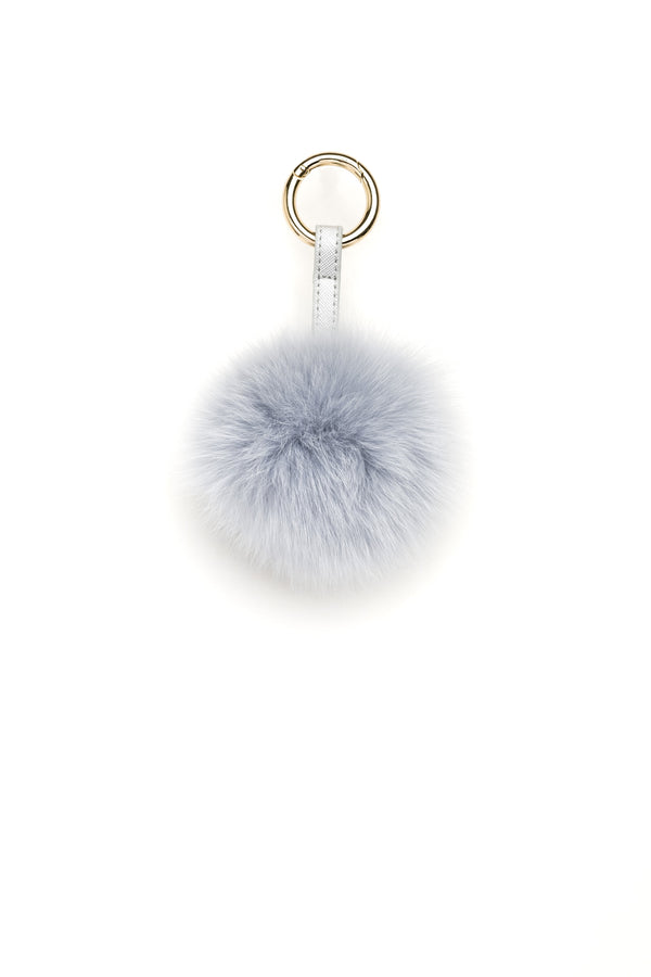 POM POM FOX COOL BLUE