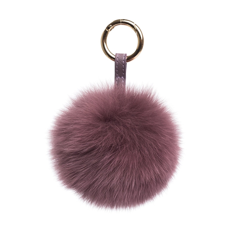 POM POM FOX DUSTY GRAPE