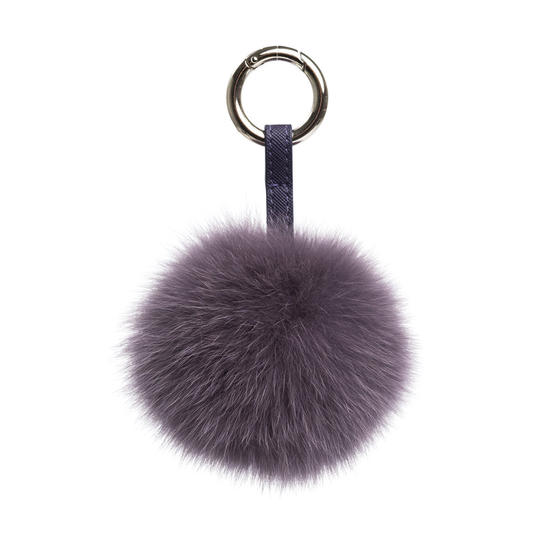 POM POM FOX DUSTY PURPLE