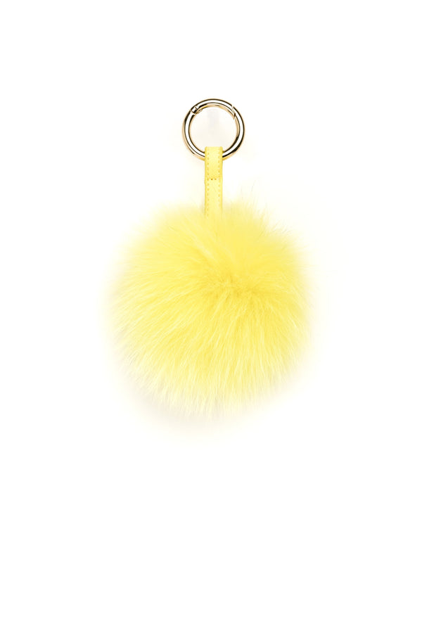 POM POM FOX SUMMER YELLOW