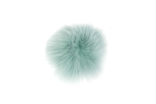 SHOE POM POM MINT LARGE