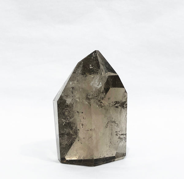 SMOKY QUARTZ CRYSTAL POINT 1