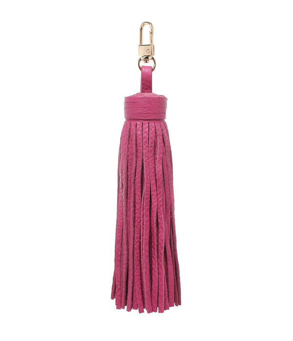 LEATHER TASSEL WILDBERRY