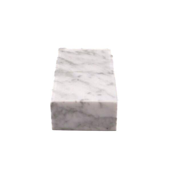 MARBLE CUBE M WHITE
