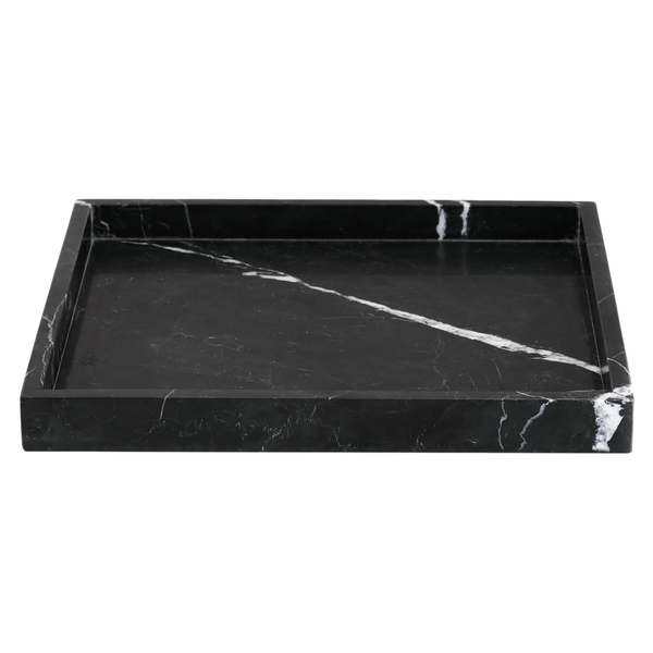 MARBLE TRAY XL BLACK
