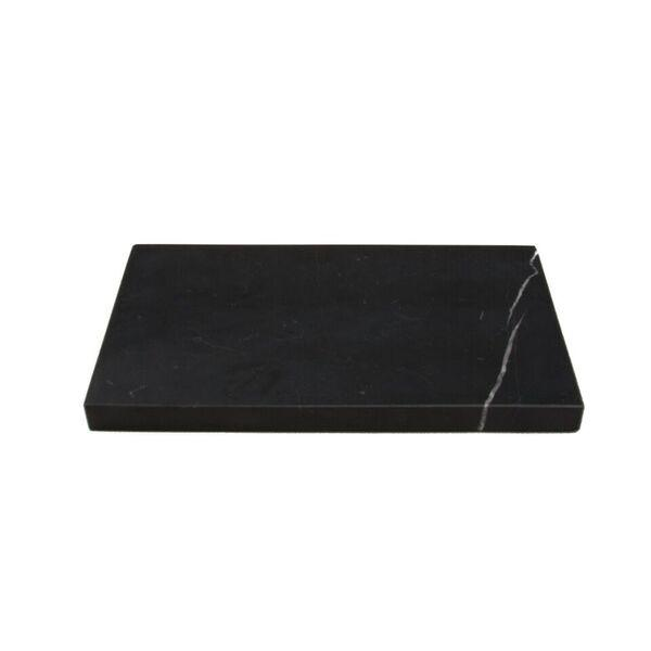 MARBLE PLATE S BLACK