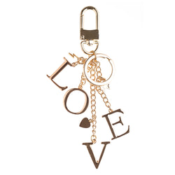 METAL LOVE CHARM GOLD