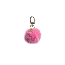 MINK BALL CHARM PALE PINK