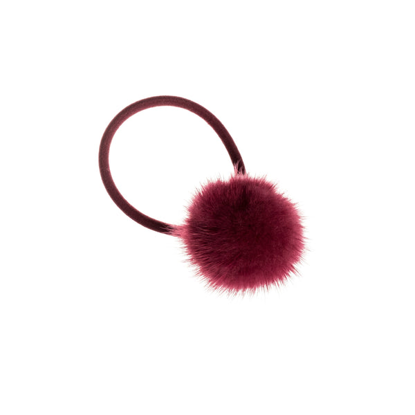 MINK HAIR POM WILDBERRY