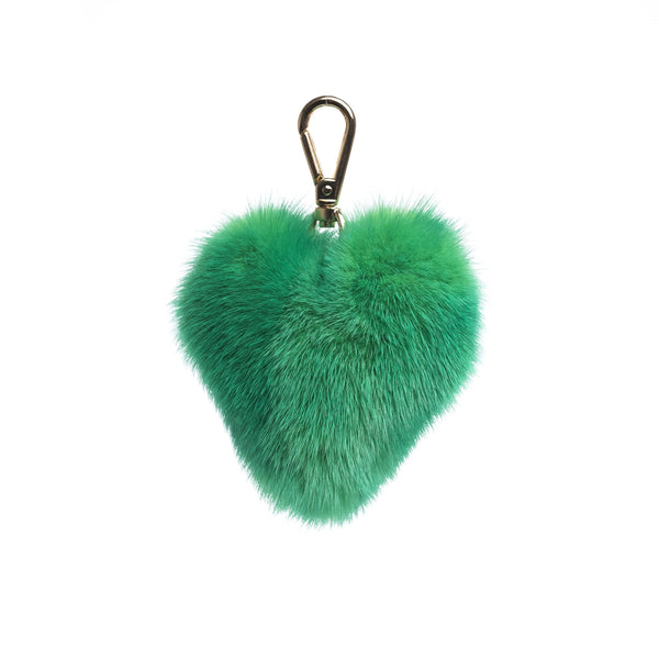 MINK HEART GREEN