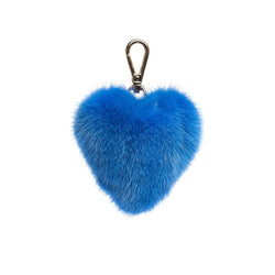 MINK HEART STRONG BLUE
