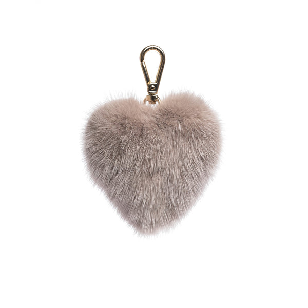 MINK HEART TAUPE