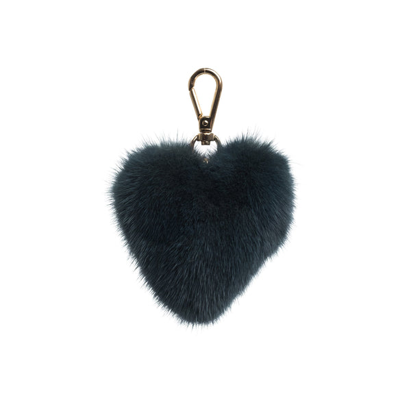 MINK HEART MALLARD GREEN