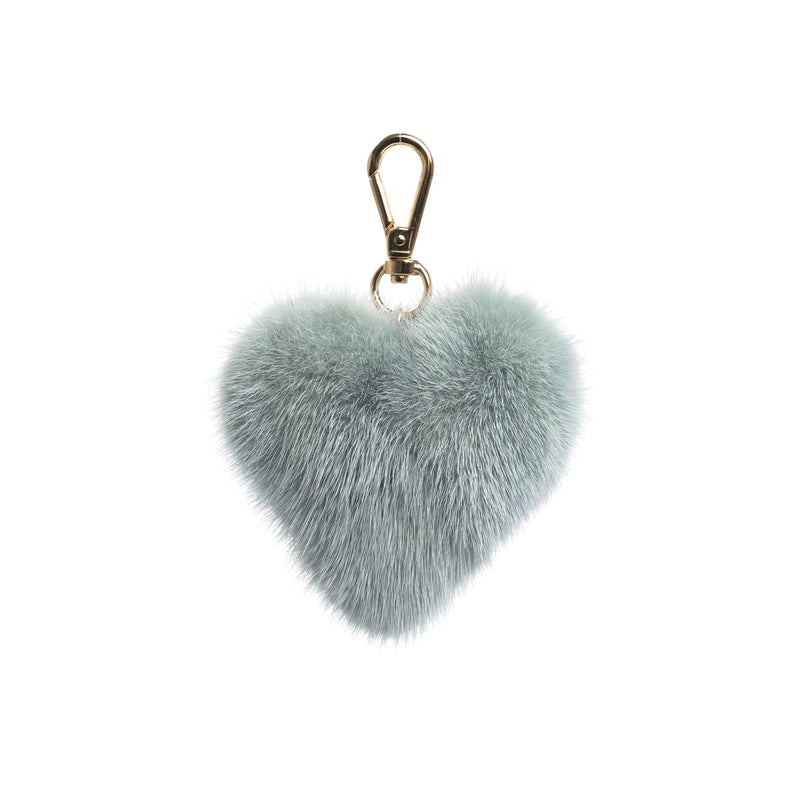 MINK HEART TEAL