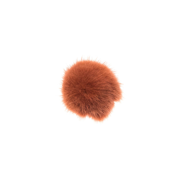 SHOE POM POM COPPER SMALL