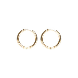 SMALL HOOP GOLD